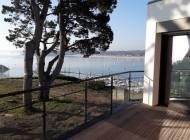 Maison vue sur le port